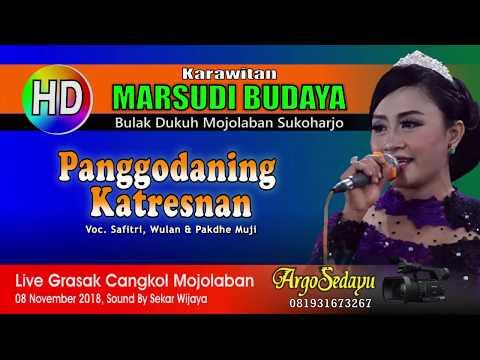 Lirik Lagu PANGGODANING KATRESNAN Sragenan Karawitan Campursari - AnekaNews.net