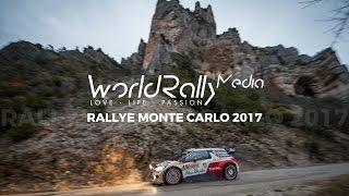 WRC RALLYE MONTE CARLO 2017 - TEASER