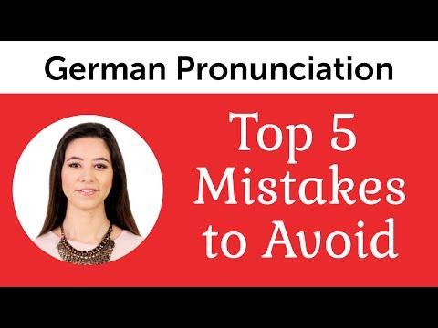Nauka języka niemieckiego z YouTube