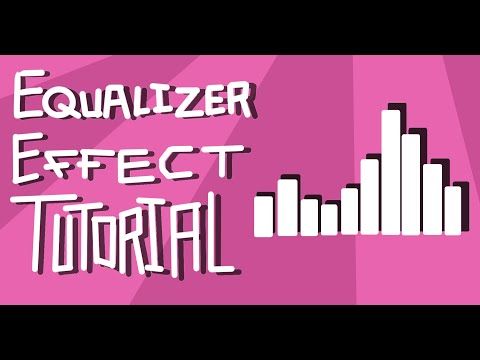 Equalizer Effect Tutorial | Geometry Dash