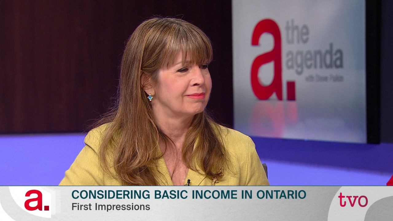 The Basic Income Debate