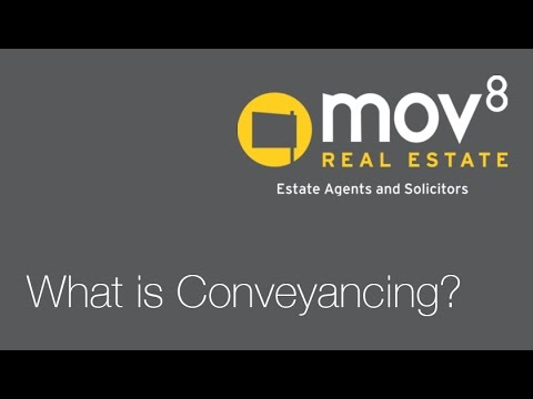 What is Conveyancing in Scotland?