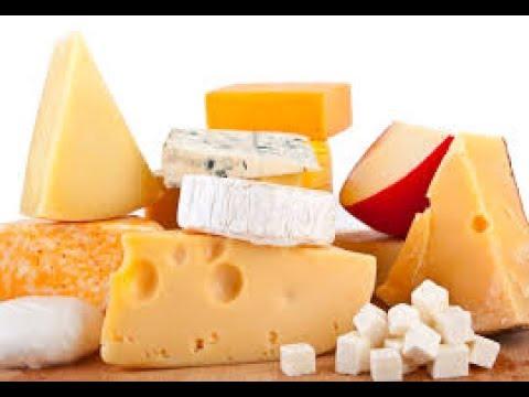 Ek hou van kaas bra. Die video...