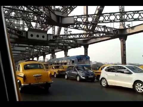Howrah Bridge' in india