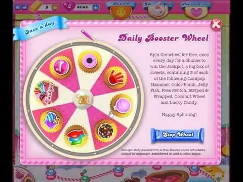How to get jackpot in Candy Crush