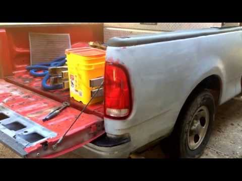 Replace Pickup Truck Bed - 1999 Ford F-150