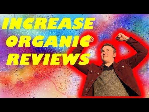 How To Increase Organic Reviews On Amazon FBA! SECRETS REVEALED!!