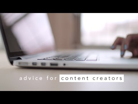 Advice on Starting a YouTube Channel & Blog   Q&A