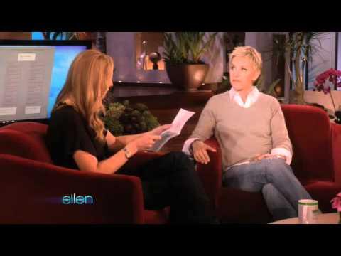 Lisa Kudrow Explores Ellen's Family Tree