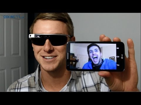 Google Glass Explorer Edition 2.0 Unboxing and First Impressions