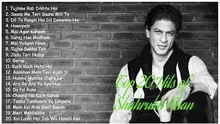 Best of Shahrukh Khan Songs - Best Bollywood Songs