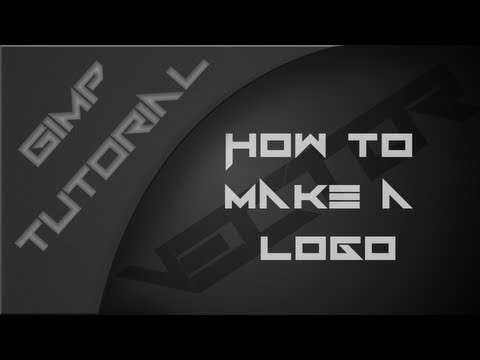 How to Make a Logo: Gimp Tutorial #7