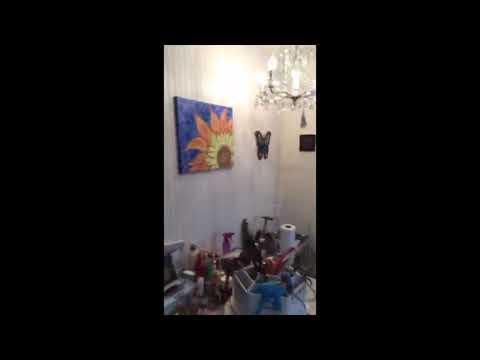 Studio Visit with Joanie B