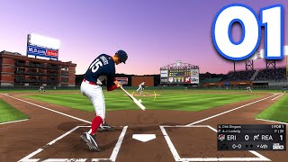 MLB 21 Road to the Show - Part 1 - The Beginning