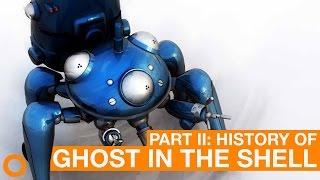 Spin-Offs, Sci-Fi, Sektion 9: Die Geschichte von Ghost in the Shell - Teil 2