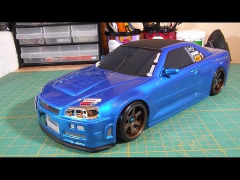 Drift Project: Tamiya TT01 E Build / Upgrade Series - Episode 12