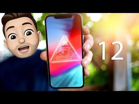 12 Useful iOS 12 HIDDEN Features!