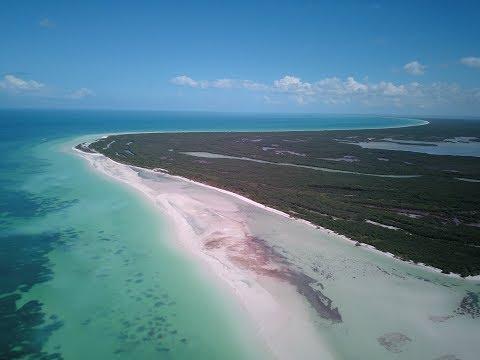 Mexico from above -  Cancun, Holbox, Yucatan, Chiapas, Oaxaca