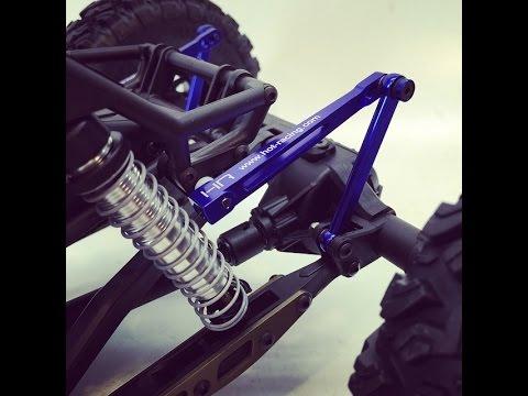 Hot Racing Axial Yeti Rear Sway Bar - RC Instructions