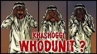 Khashoggi case story in 2D animation. Will it change power equations in Saudi Arabia?