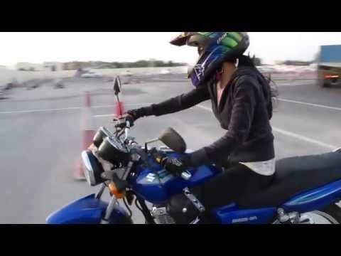 Qatar Bike Training Course
