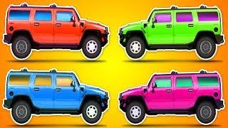 Trickfilm ganz 20 MIN. Autos Kinderfilme. Kinder lernen. Kleine Autos. Autos für kleinkinder.