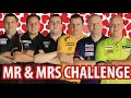 MR & MRS CHALLENGE With The Stars Of Darts!