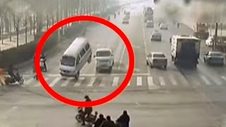 5 Most Mysterious Events Caught On Camera