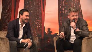 In Conversation With Gordon Ramsay