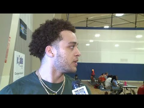 Justin Mitchell full interview at Mac Summer Pro Am on 5/30/18