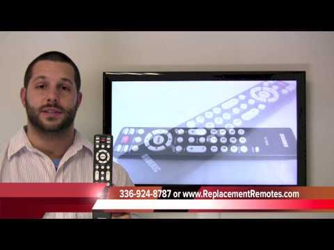 Olevia RCLTL Replacement Remote Control PN: RCLTL - ReplacementRemotes.com