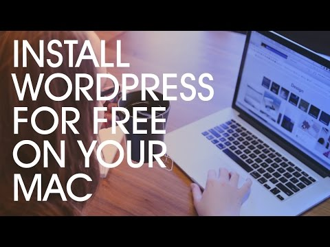 Install Wordpress Locally On Your Mac