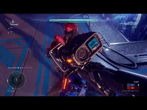 Halo 5 - Camping PAYBACK