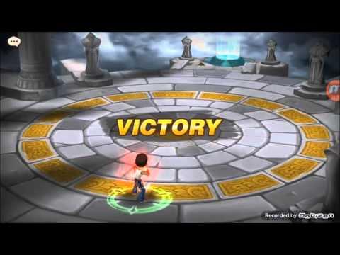 SUMMONERS WAR: Solo Trevor vs The Arena! 1 vs 4 Fights