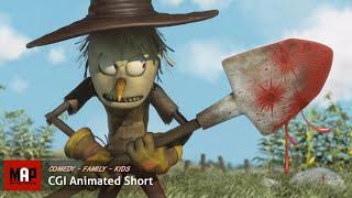Funny CGI 3d Animated Short Film THE FINAL STRAW Animation Kids Cartoon By Ricky Renna