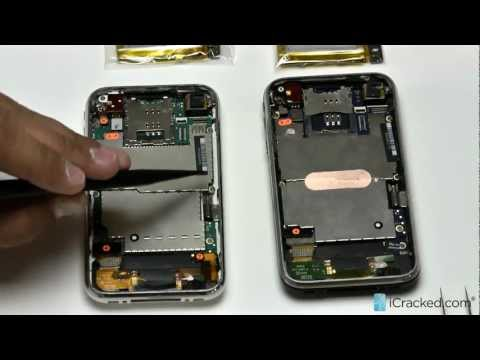 Official iPhone 3G / 3GS Battery Replacement Video & Instructions - iCracked.com