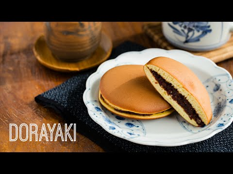How To Make Dorayaki (Recipe) どら焼きの作り方 (レシピ)