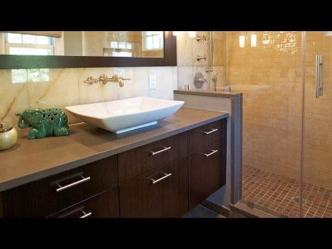 Decorate Small Bathroom in Modern Decor | Interior Design