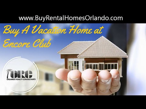 Encore Vacation Homes | Orlando Vacation Home Sales | Buy A Short Term Rental