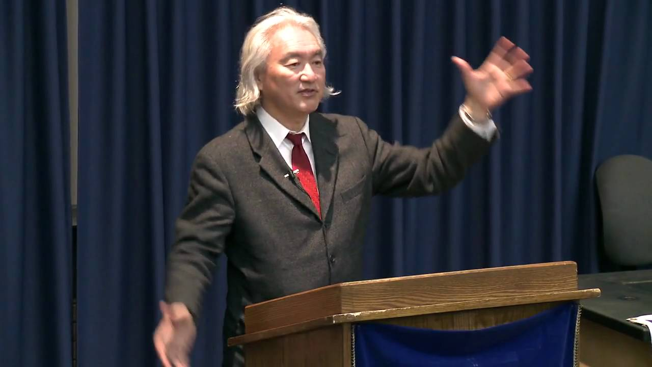 """""""The World in 2030"""" by Dr. Michio Kaku"""