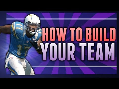 Madden 13 Ultimate Team: How to Build Your Team With The Auction Block