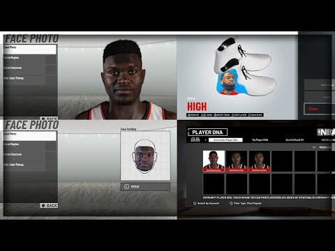 NBA 2K20 Ultimate Create A Player, Roster Creator, Draft Class