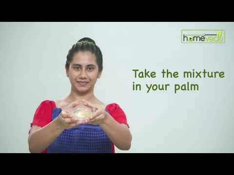 3-Step Skin Care| Easy Remedies| 3 Min only - Homeveda