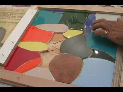 Phil Danzig Broken Tile  Mosaic