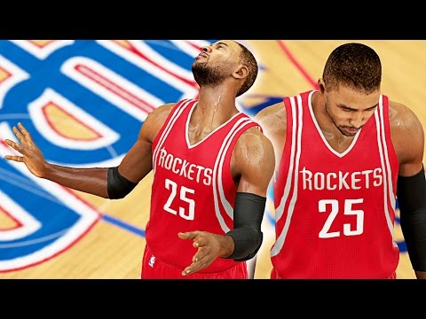 NBA 2K15 Next Gen MyCareer #17 - Crazy Alley Oop Glitch! :/ We Have The Posterizer Badge!