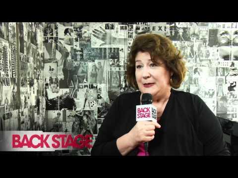Margo Martindale...On Getting Her SAG Card