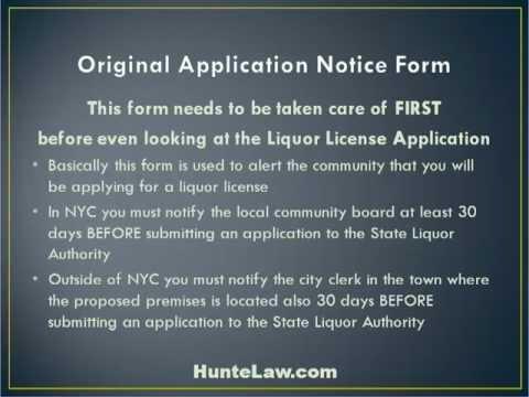 Liquor License Attorney