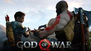 """God Of War 100% TrofÉu De Platina """" Pai E Filho """""""