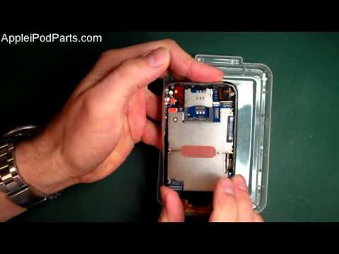 iPhone 3G & 3GS Logic Board Replacement Repair Guide - www.AppleiPodParts.com
