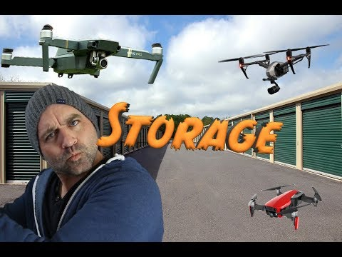 Where to put all that DRONE footage? //#MAIL-50
